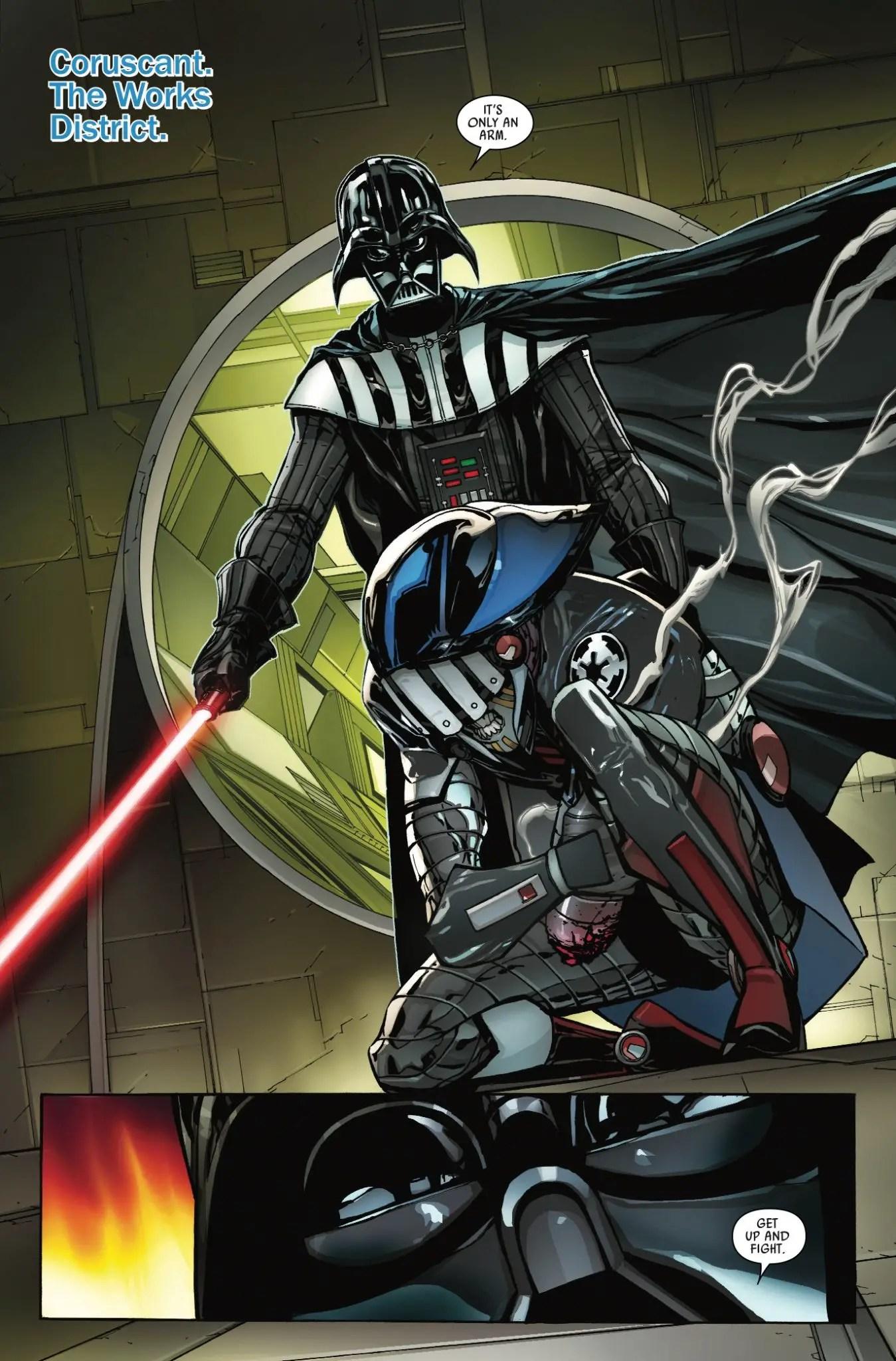 Darth Vader #7 Review