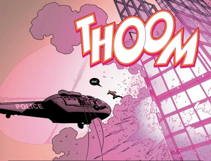 Astonishing X-Men #5 Review