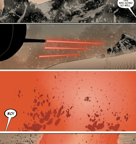 Star Wars #38 review: Jedha returns!