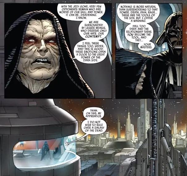 Star Wars: Darth Vader #8 Review