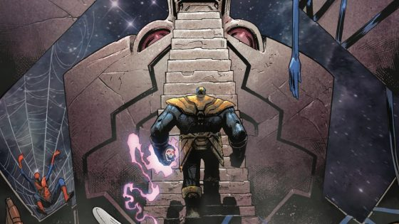 Marvel Preview: Thanos #13