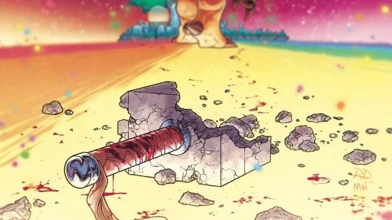 The Mangog comes to Asgard!