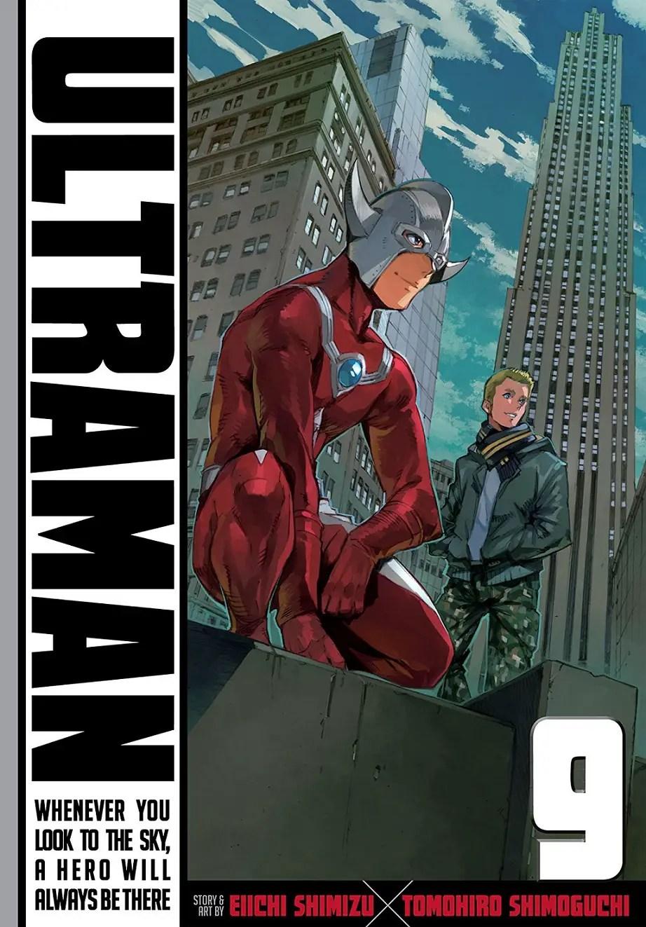 Ultraman Vol. 9 Review