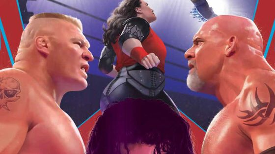 Features stories across all WWE eras!
