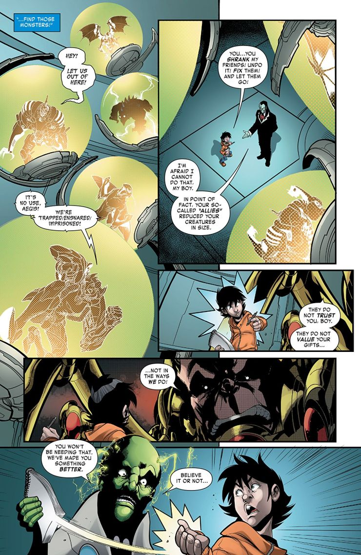 'Monsters Unleashed Vol. 1: Monster Mash' review: Fun, all-ages adventures
