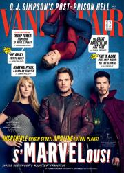 Spider-Man, Pepper Potts, Star-Lord and Doctor Strange