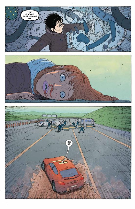 Generation Gone #5 Review