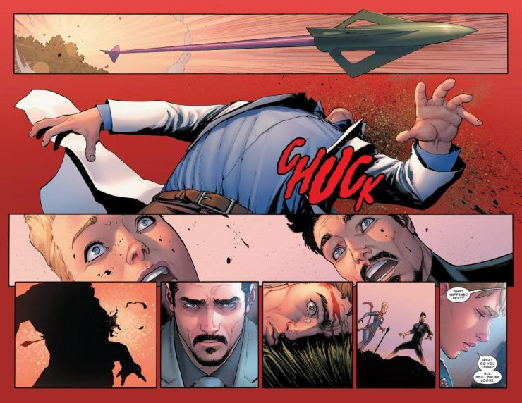 """Like arguing children: 'Civil War II' is perhaps Marvel's most """"cash grab"""" crossover in some time"""