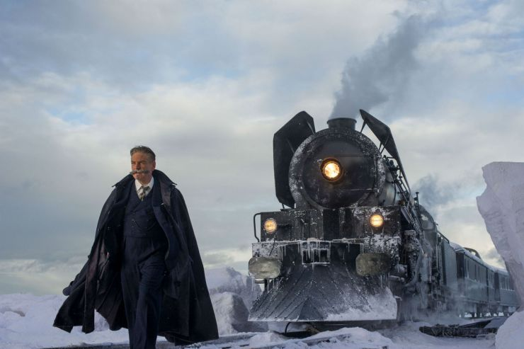'Murder on the Orient Express' thinks it can, when it can't