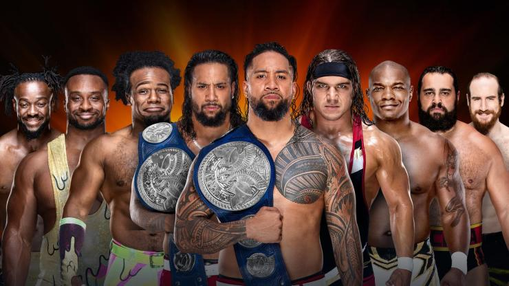 WWE Clash of Champions 2017 preview/predictions