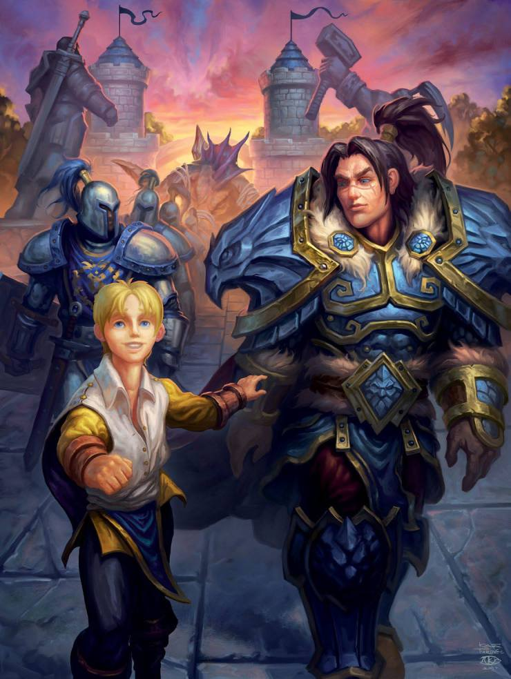 New images from 'World of Warcraft Chronicle Volume 3' released