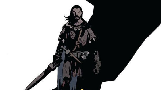 Mike Mignola's latest fantasy story is excellent.