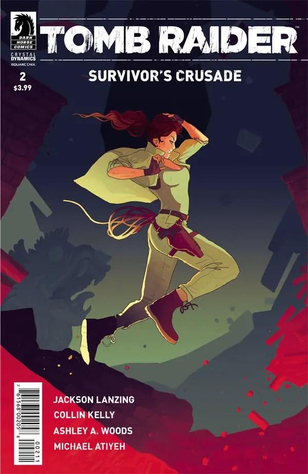 Tomb Raider: Survivor's Crusade #2 Review