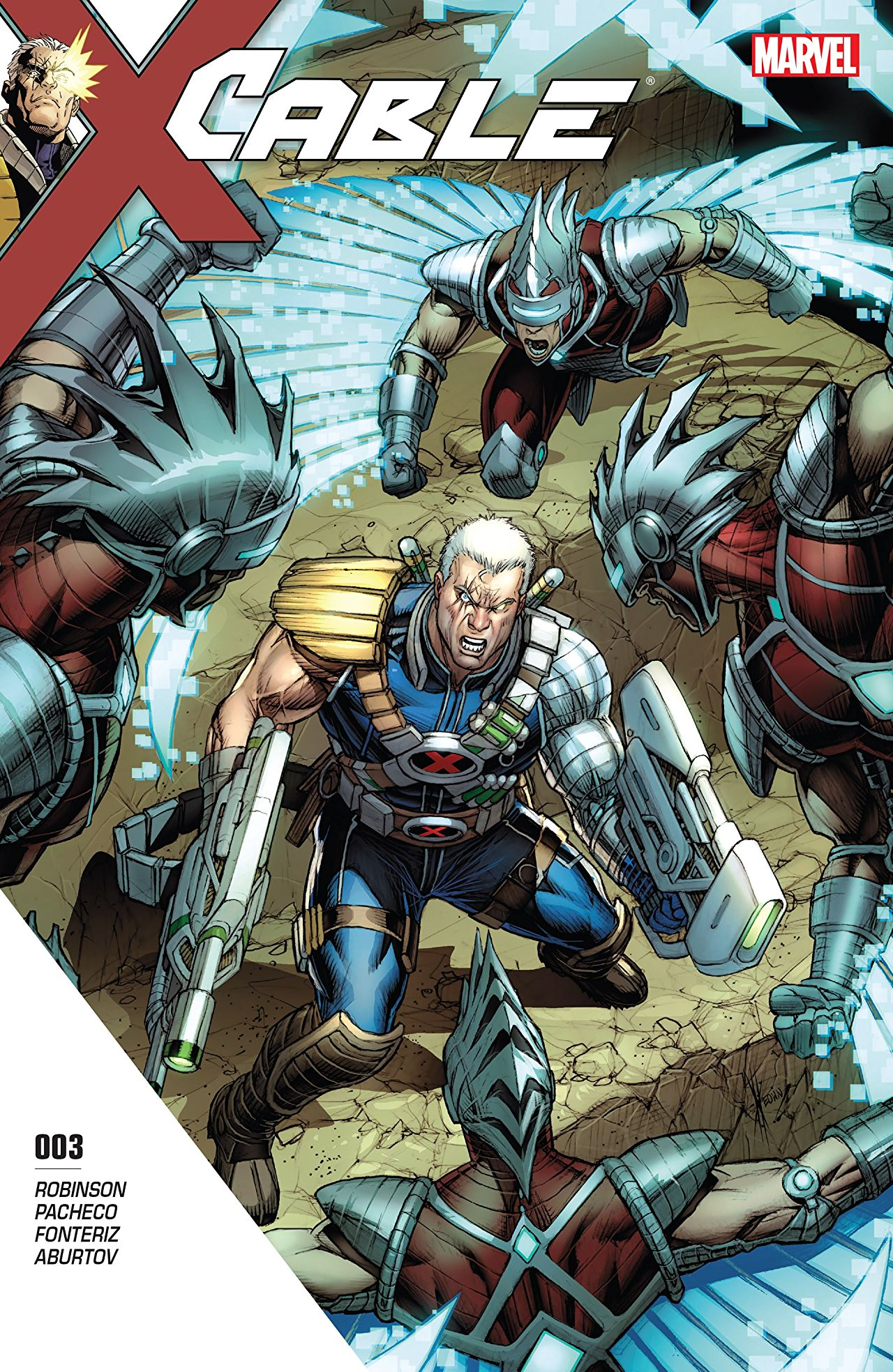 'Cable Vol. 1: Conquest' review: Fun adventure, but it's quick and empty