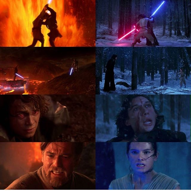 The Chosen One? The parallels between Anakin Skywalker and Ben Solo are hard to ignore