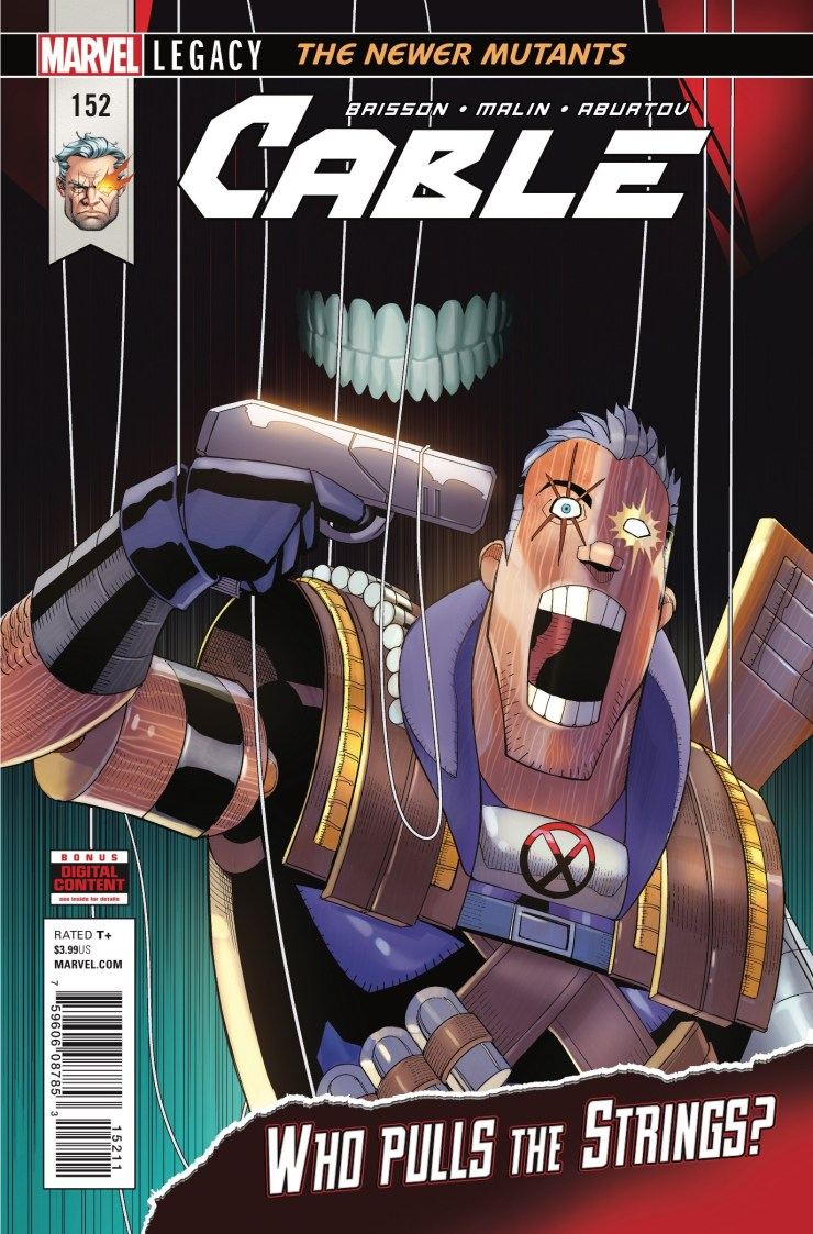 Marvel Preview: Cable #152