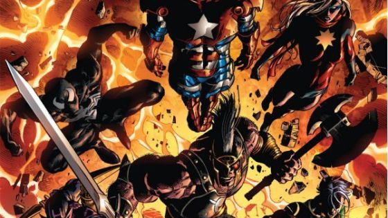 'Dark Avengers by Brian Michael Bendis: The Complete Series' is an oddly prescient, beautiful book