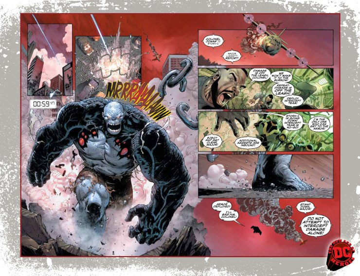 DC Preview: Damage #1