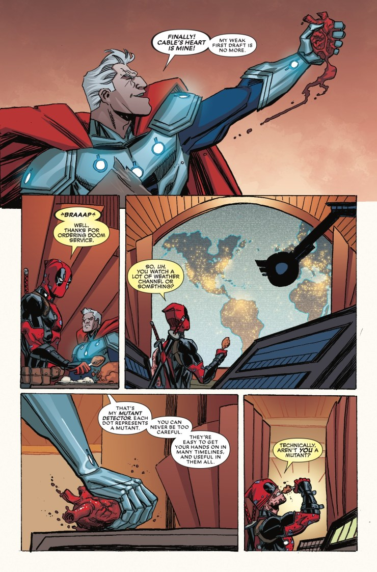 Marvel Preview: Despicable Deadpool #291