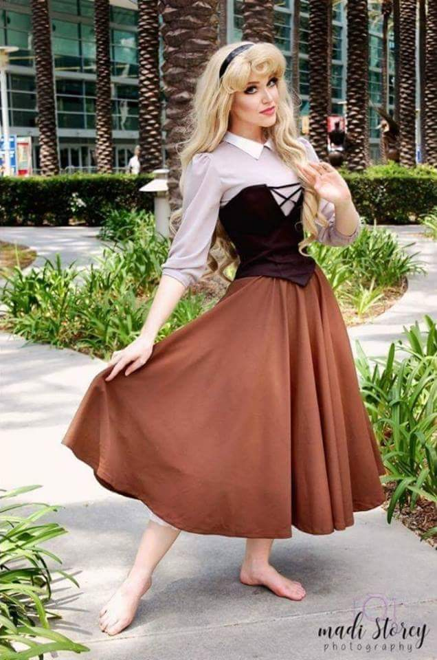 Interview with Boston-based cosplayer, environmental scientist and Disney princess, Serena