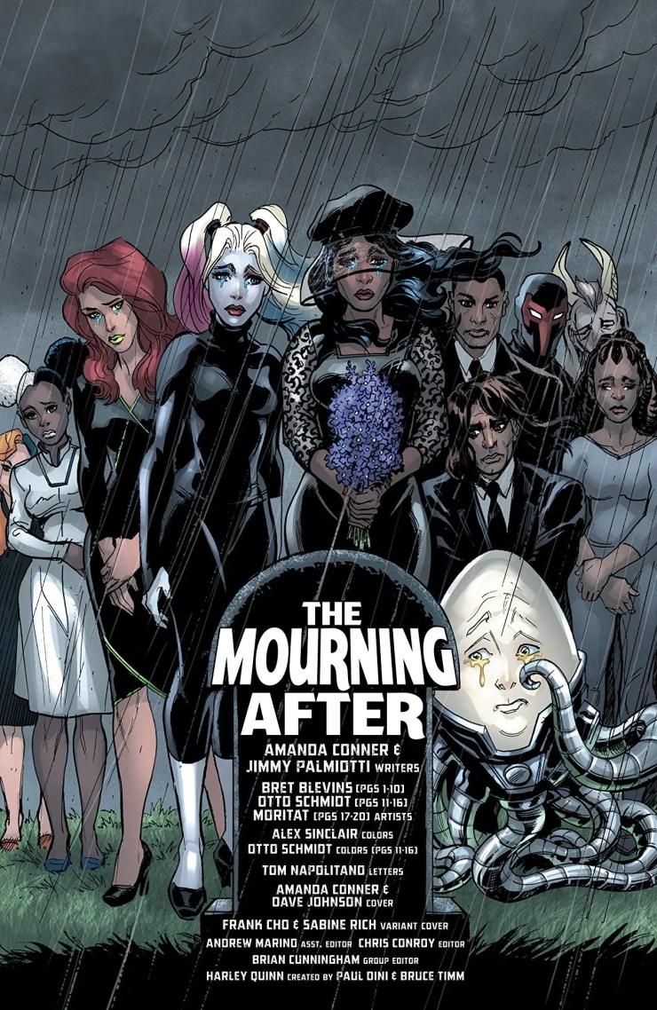 Harley Quinn #33 Review