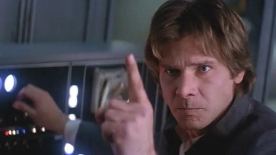 The latest standalone Star Wars film scores John Williams.