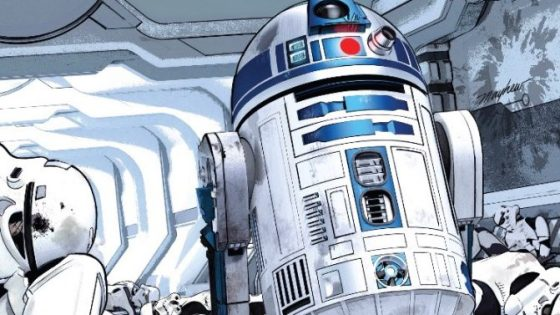 'Star Wars Vol. 6: Out Among the Stars' is a solid farewell for Jason Aaron