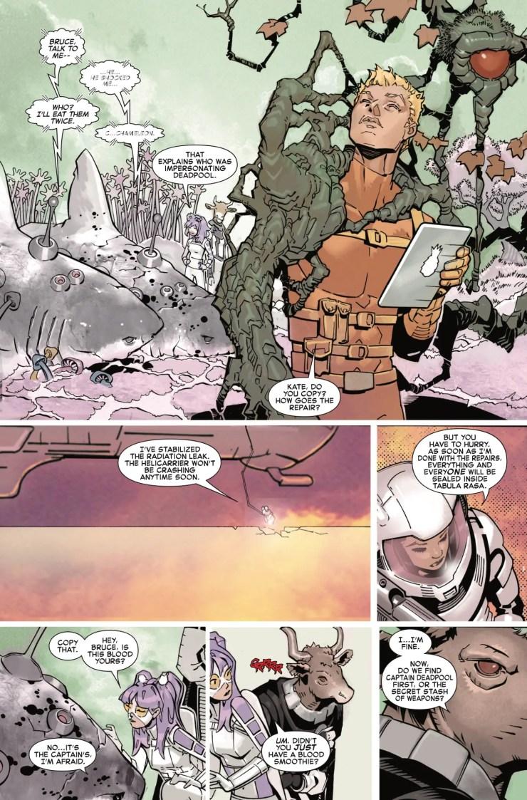 Marvel Preview: Spider-Man/Deadpool #25