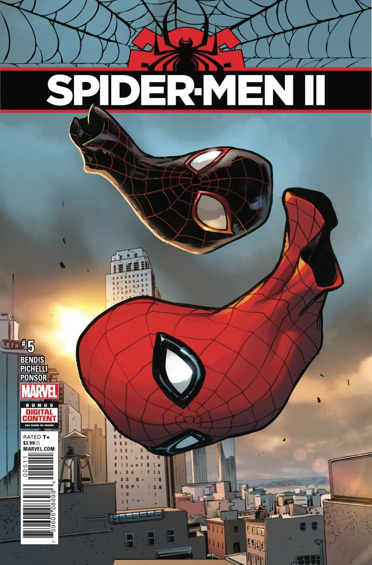 Marvel Preview: Spider-Men II #5