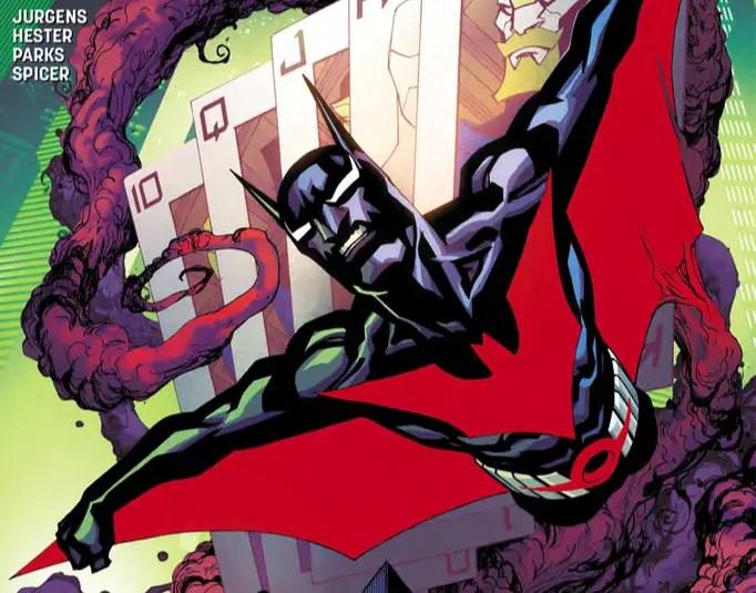 Batman Beyond #15 Review