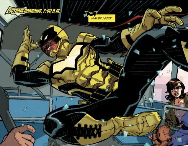 Batman & the Signal #1 Review