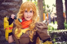Yang Xiao Long takes by Sergioleonlau Photography