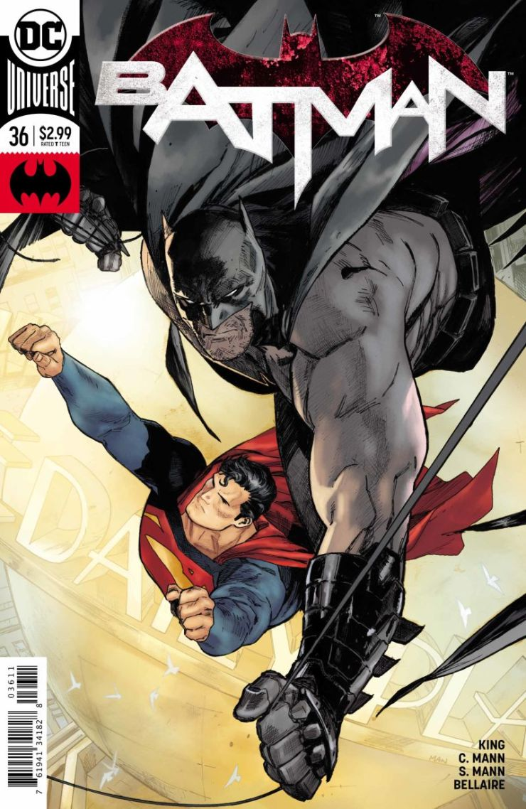 Batman #36 (2016) review: Can Super Friends make amends?