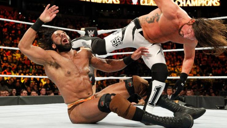 Clash of Champions 2017: When angles are more important than matches