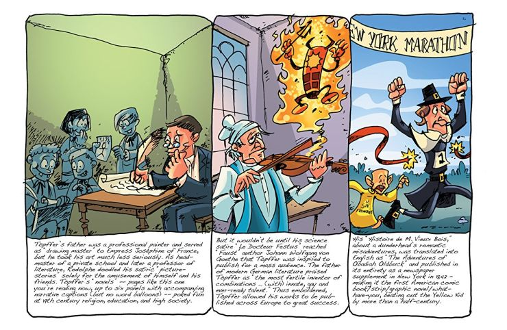 Comic Book History of Comics: Comics for All #1 Review