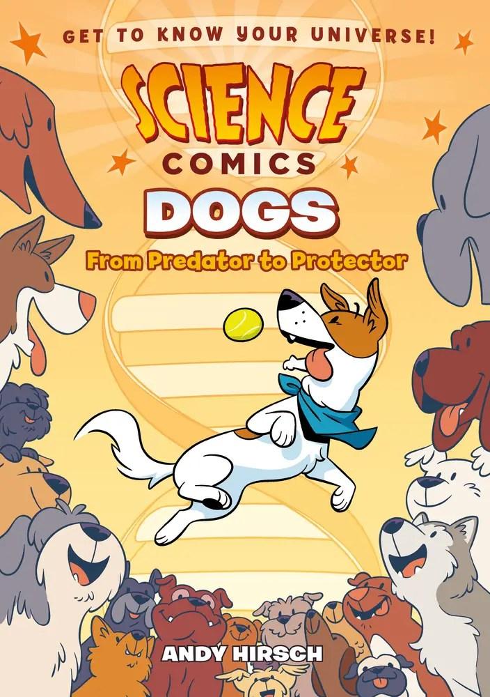 EureKids! - 'Science Comics: Dogs'