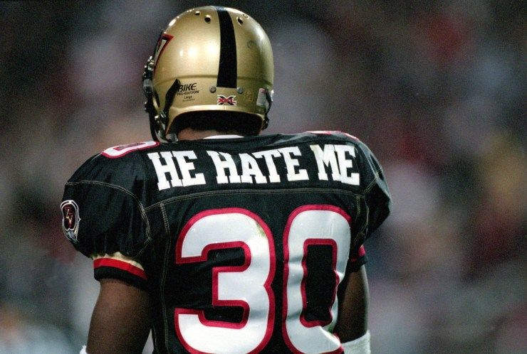 He Hate Me, Again: Is Vince McMahon reviving the XFL?