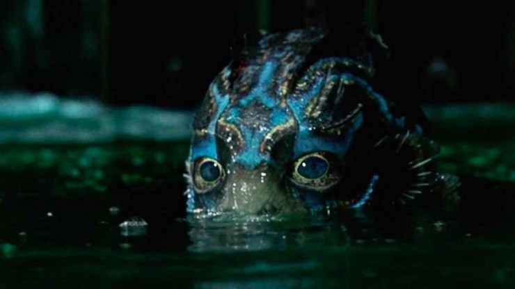Guillermo del Toro's Beautiful New Movie, The Shape of Water