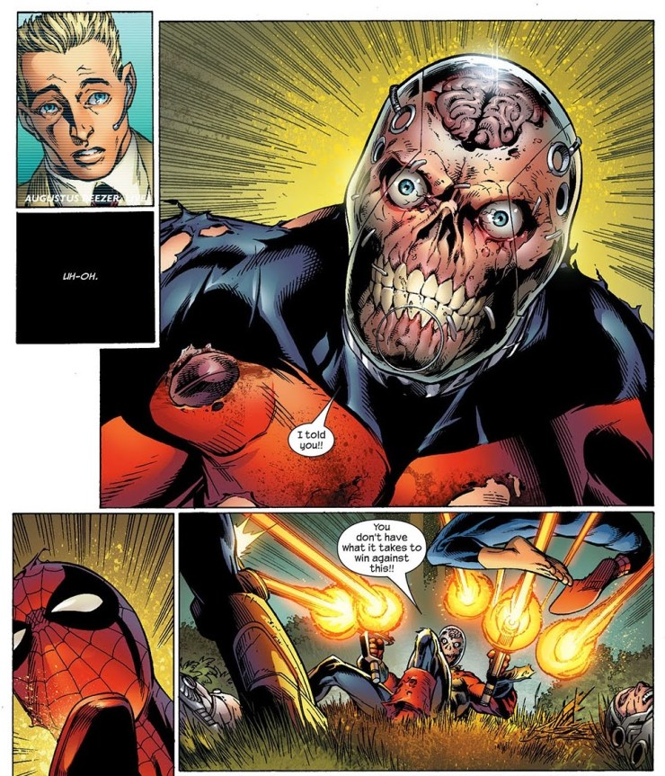 3 Reasons Why: 'Deadpool Classic Vol. 20: Ultimate Deadpool' shows there are many ways to Deadpool