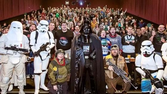 The Last Jedi premieres in El Paso