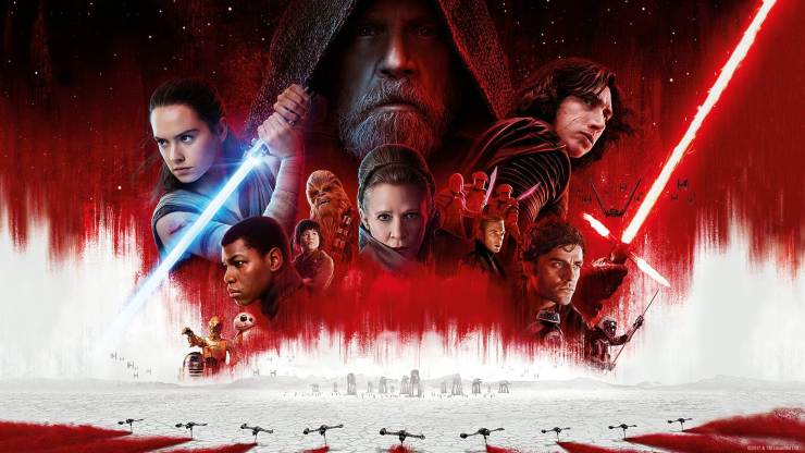 'Star Wars: The Last Jedi' brings in second highest Thursday night box office ever