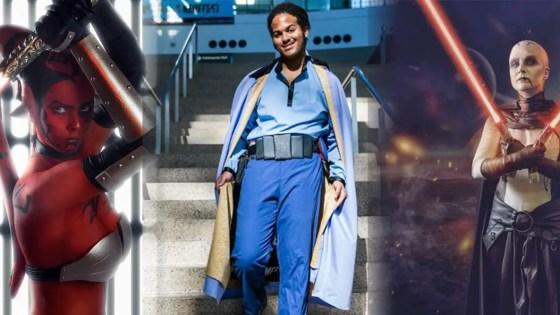 Best of 'Star Wars' cosplay from around Instagram