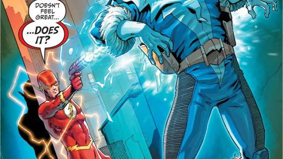 The Flash #38 review: 'A Cold Day in Hell' finale