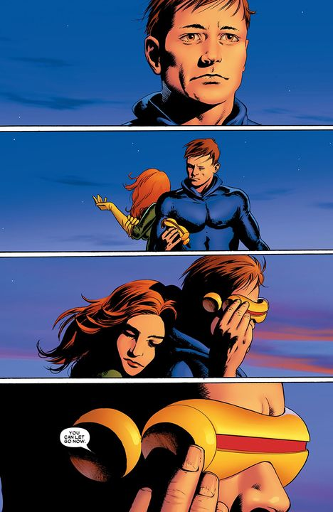 Phoenix Resurrection: The Return of Jean Grey #3: What the hell is in New Mexico?