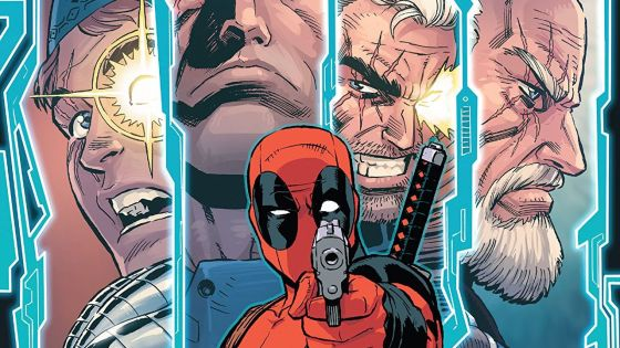 Deadpool is infinitely more interesting when other characters are reflecting on his bizarre behaviors.