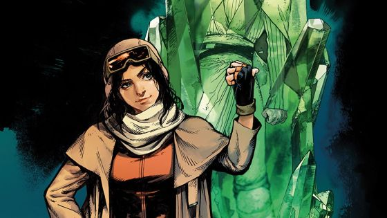 'Star Wars: Doctor Aphra and the Enormous Profit' is fresh and unique, while still feeling quintessentially Star Wars