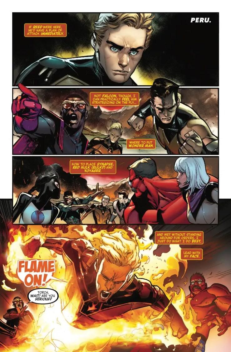 Marvel Preview: Avengers #678