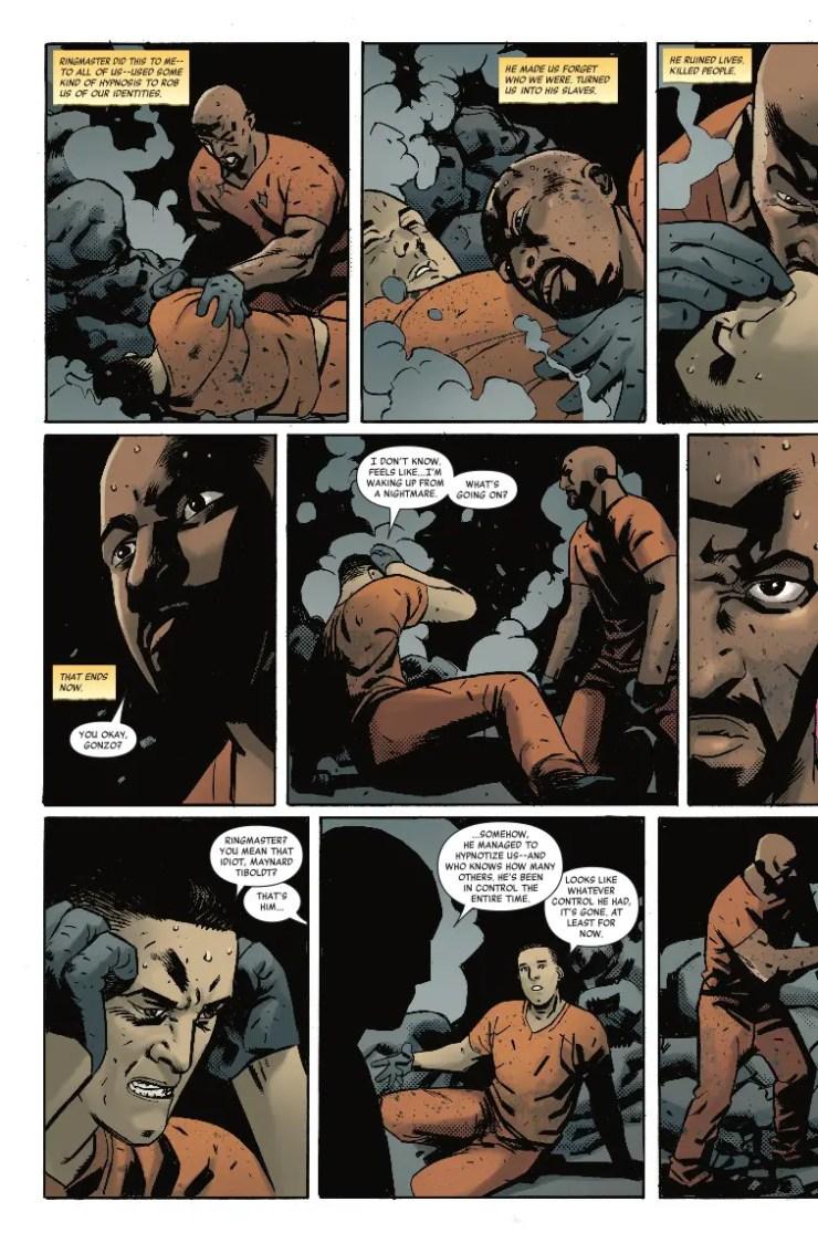 Marvel Preview: Luke Cage #169