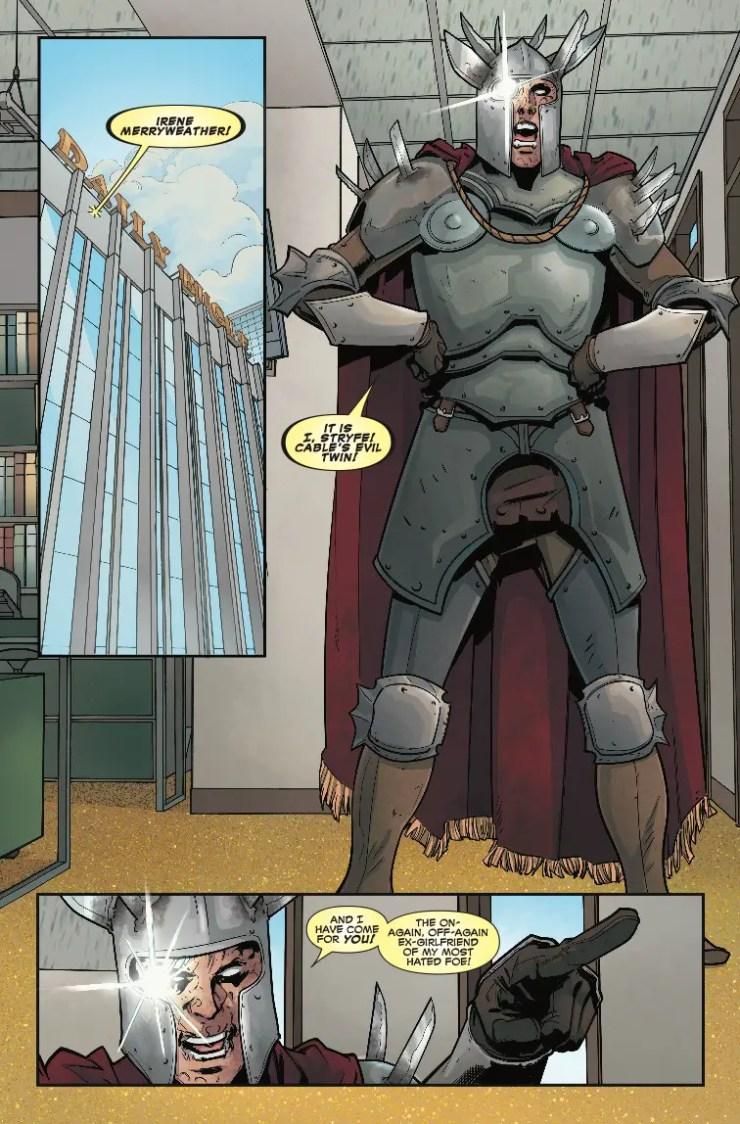 Marvel Preview: Despicable Deadpool #292