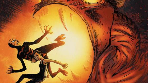 Imaginary Fiends #3 Review